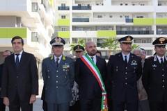 Nuove vie per i concittadini Senatore e Palmieri, la cerimonia di intitolazione