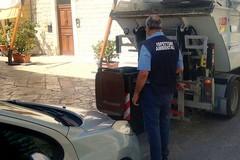 Bar.S.A. e Polizia municipale, controlli a tappeto contro l'inciviltà