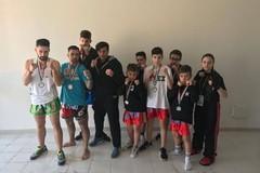 New Dragon Fitness, incetta di medaglie per i nove atleti barlettani