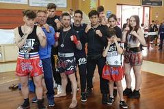 Kick boxing, sette medaglie per la palestra New Dragon di Barletta