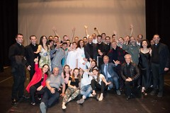 """Commozione al Teatro """"Curci"""" per il musical su San Massimiliano Kolbe"""