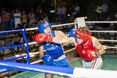 A Barletta la quarta edizione di Kombat Mania- Fight & Dance