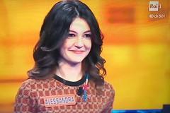 """Una 22enne barlettana al quiz show """"L'Eredità"""""""