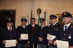 Encomio della Città di Barletta per gli agenti di Polizia Ferroviaria