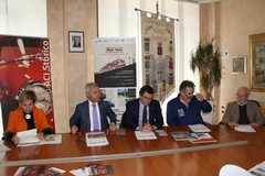 """""""Le corse di Federico"""", presentato il progetto a Barletta"""