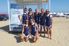 Lega Navale Barletta, oro argento e bronzo nel doppio impegno nazionale