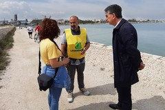 Spiagge e fondali puliti, Legambiente: «A Levante livello di sporcizia altissimo»