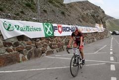 """Ciclismo, buona prova per Ennio Leone al """"Cassa Raiffeissen"""""""