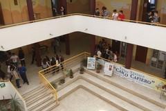 """Al Liceo """"Cafiero"""" di Barletta il pendolo di Foucault più alto di Puglia"""