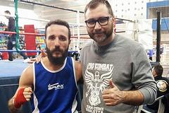 Vittoria ai punti e titolo conquistato per Lino Dicuonzo