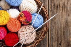 Barletta celebra l'antica arte del lavoro a maglia