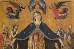 La Madonna della Misericordia in processione per Barletta