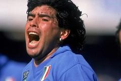 """Addio Maradona, il """"Pibe de oro"""" segnò un gol contro il Barletta nel 1988"""