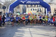 """""""Volkswagen Barletta Half Marathon"""": sport, cultura e ambiente nella città della Disfida"""