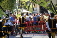 Maratona delle Cattedrali 2019, la partenza da Barletta