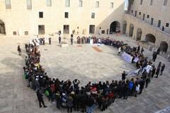 La marcia silenziosa degli studenti per la Giornata della Memoria
