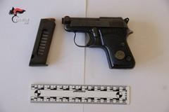 Ritrovata una pistola, potrebbe essere legata all'omicidio Palmitessa