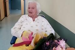 """Operata al femore al """"Dimiccoli"""" di Barletta, torna a casa per i suoi 100 anni"""