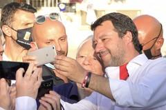 Salvini a Barletta: «Il centrosinistra? Questo giro lo perde in Puglia»