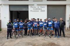 """""""Memorial Day"""", i ciclisti del Sindacato Autonomo Polizia fanno tappa a Barletta"""