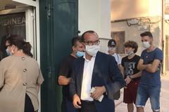 Ruggiero Mennea inaugura a Margherita il suo comitato elettorale