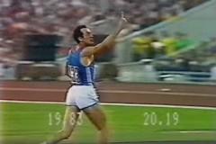 Pietro Mennea, il video dell'oro di Mosca 40 anni fa