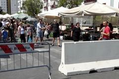 Arrivano le barriere protettive al mercato di Barletta