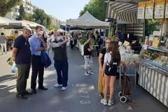 Barletta in zona arancione, sabato torna il mercato settimanale