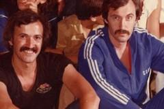 Michele Mele allenatore benemerito di pallacanestro