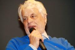 Michele Placido a Canne della Battaglia per l'anniversario del 2 agosto