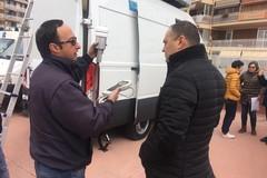 Monitoraggio ambientale, collaudata a Barletta la centralina mobile