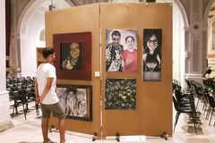 """Tutti i colori dell'arte nella mostra """"Migrazioni in campo colore"""""""