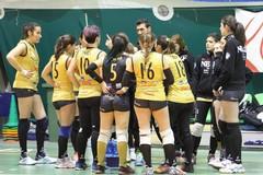 Nelly Volley, partono i playoff con la Fides Volley