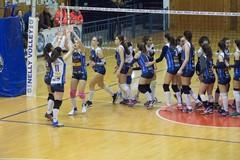 Streak di vittorie interrotta per la Nelly Volley contro Bitonto