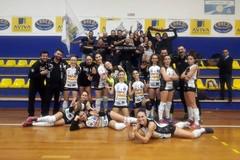 La Nelly Volley conquista il settimo successo a Taranto