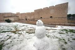 Lunedì scuole chiuse per neve a Barletta, l'ordinanza di Cascella