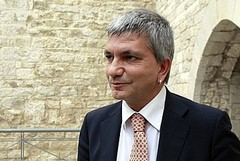 L'ex governatore della Puglia Nichi Vendola colpito da un infarto