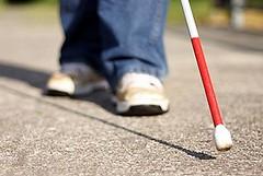 Giornata internazionale della disabilità, Francesco: «Ecco la quotidianità di un non vedente»