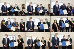 Nove barlettani tra gli insigniti al Merito della Repubblica italiana