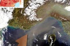 Dopo le nuvole di sabbia torna il caldo africano su Barletta