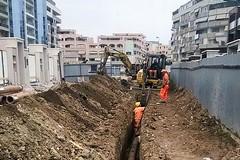 A che punto sono i lavori di urbanizzazione nella 167?