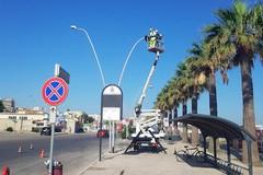 Nuovo impianto di illuminazione a Ponente, avviati i lavori