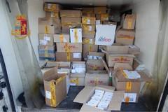 Rapinato un carico di farmaci, ritrovati nelle campagne tra Barletta e Canosa