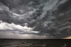 Allerta meteo a Barletta, divieto di transito per la strada delle Salinelle