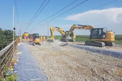 Nuovi binari sulla tratta ferroviaria Barletta-Spinazzola