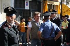 Omicidio Pellizzieri a Largo san Nicola, arrestati presunti mandanti, complici, esecutori