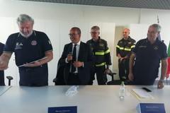 Protezione civile, Mennea: «La sede di Barletta sarà presidio di prevenzione»