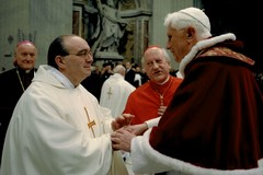 È scomparso Padre Sebastiano Paciolla