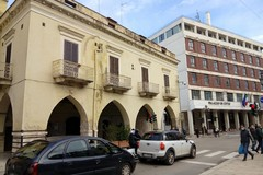 """Segnalazione alla Soprintendenza per lo stato di """"Palazzo Pretorio"""" a Barletta"""
