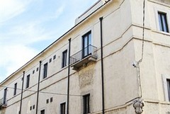 Riqualificazione Palazzo San Domenico a Barletta, domani la consegna dei lavori